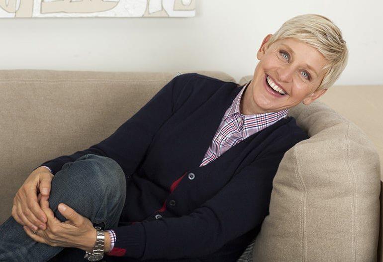 Ellen Degeneres got into comedy after former girlfriend died