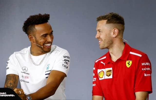 Hamilton, Vettel savour competing against the 'best'