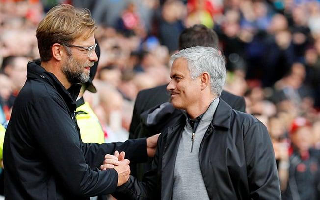 Fight for second adds edge to United v Liverpool showdown