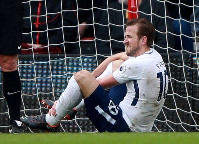 Injured Kane could return next month, say Spurs