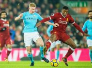 Man City to face Liverpool in Champions League