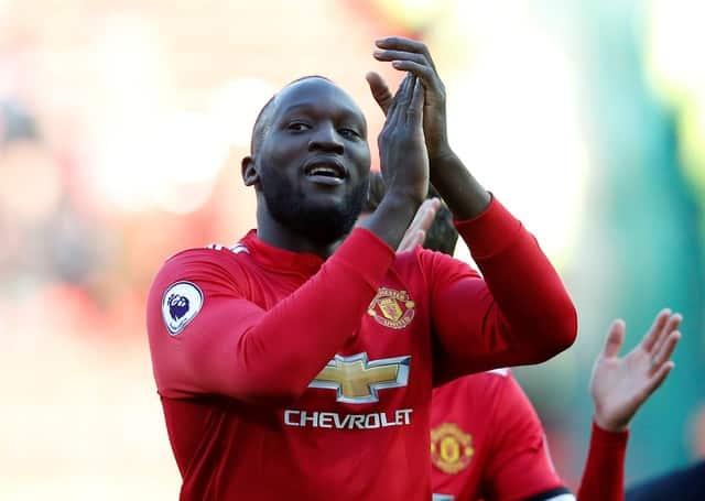 'Sergeant' Lukaku ready to fight for Man United glory