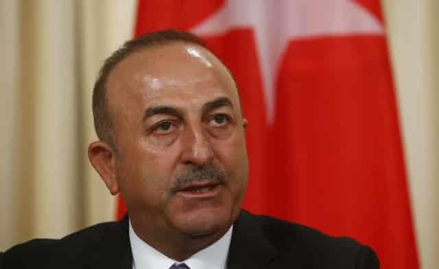 Cavusoglu: Greek Cypriots act as if Cyprus belongs to them