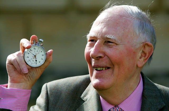 Mile legend Roger Bannister dies