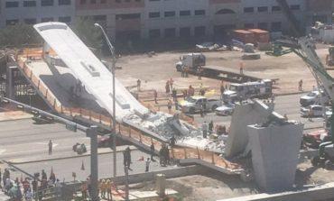 Florida foot bridge collapse leaves 4 people dead (Update)