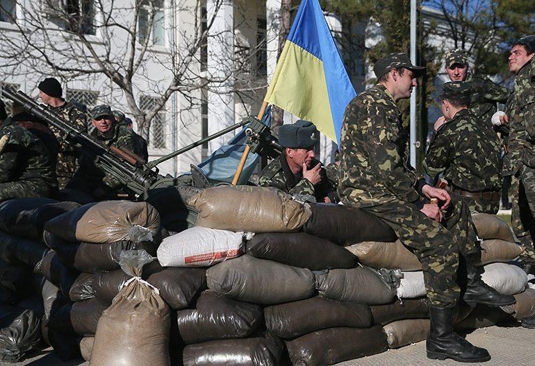 Mass violations mark fourth anniversary of Crimea's occupation