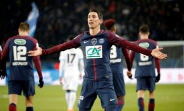 Di Maria shines as PSG sink Marseille again