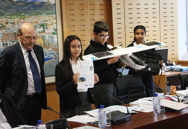 Students advise MPs on sustainability