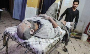 Eastern Ghouta – just like eastern Aleppo