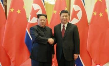 China says N.Korea pledges denuclearisation