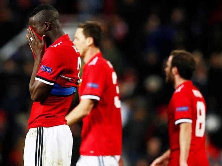 United crash out after Sevilla's Ben Yedder strikes twice