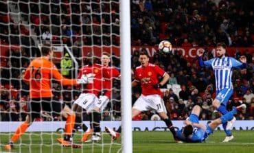Lukaku, Matic send lukewarm Man United into Cup semis