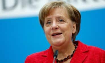 Germany to start work on trade, China, Syria war - Merkel