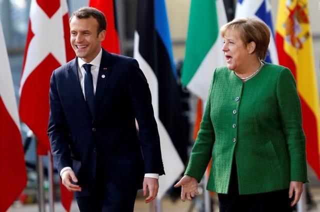 Merkel says Islam belongs to Germany; rebuffs interior minister's remarks