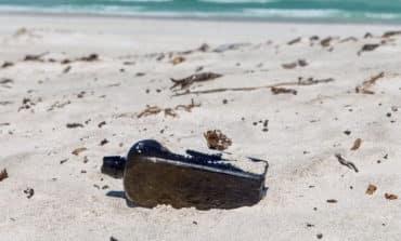 World's oldest message in a bottle found on Australian beach