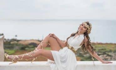 A minute with Maria Armenaki Miss Cyprus 2017