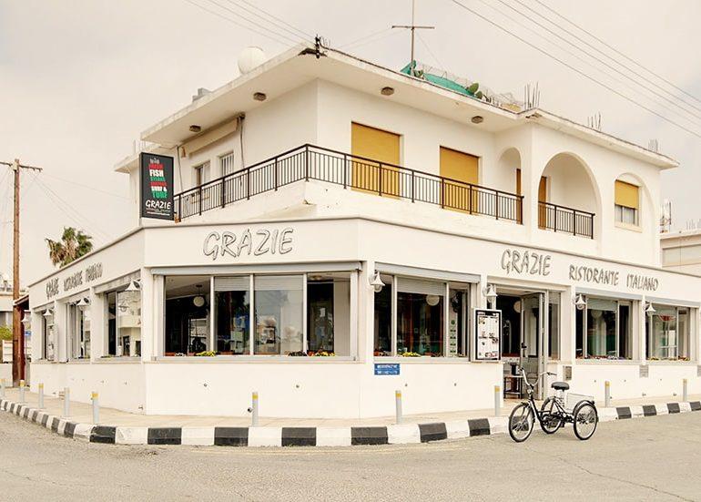 Restaurant review: Grazie, Paphos