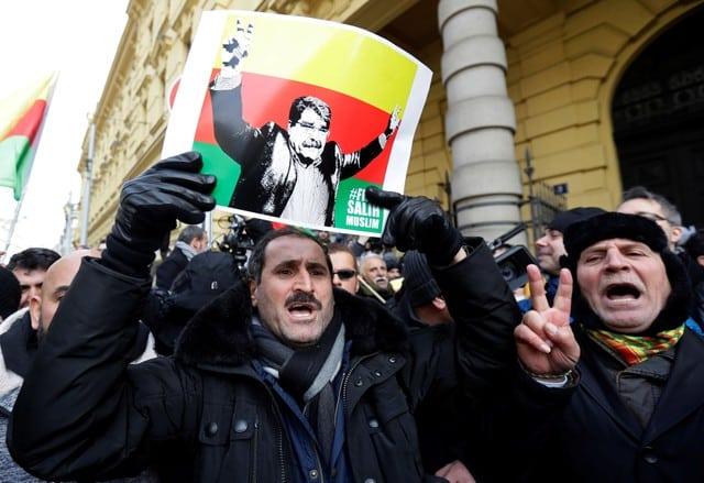 Turkey asks Germany to extradite Syrian Kurdish leader – media