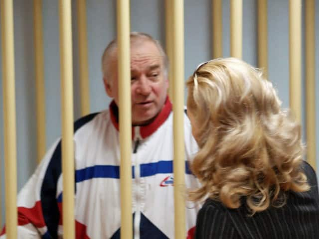 Poisoned Russian agent getting better fast, says hospital