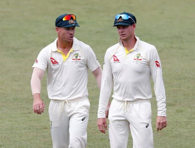 Australia slaps 12-month bans on Smith and Warner