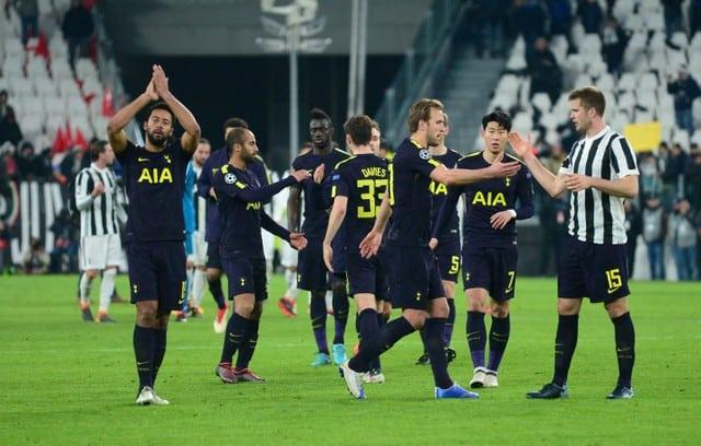 Brave Tottenham must play free against Juve
