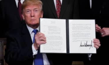 Trump initiates trade action against China