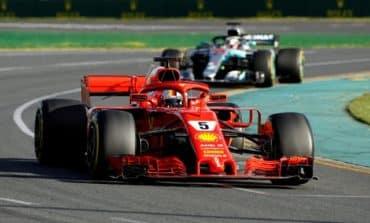 Vettel wins season-opening Australian Grand Prix (Updated)