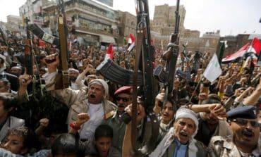 Saudi Arabia shoots down missiles from Yemen