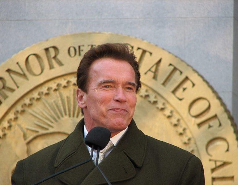 Arnold Schwarzenegger talks about heart surgery in video