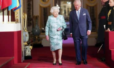Leaders approve Charles to succeed Queen as Commonwealth head