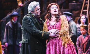 An opera sings of woes