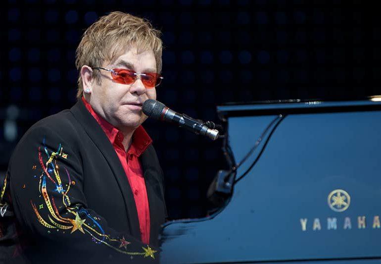Sir Elton John not invited to royal wedding