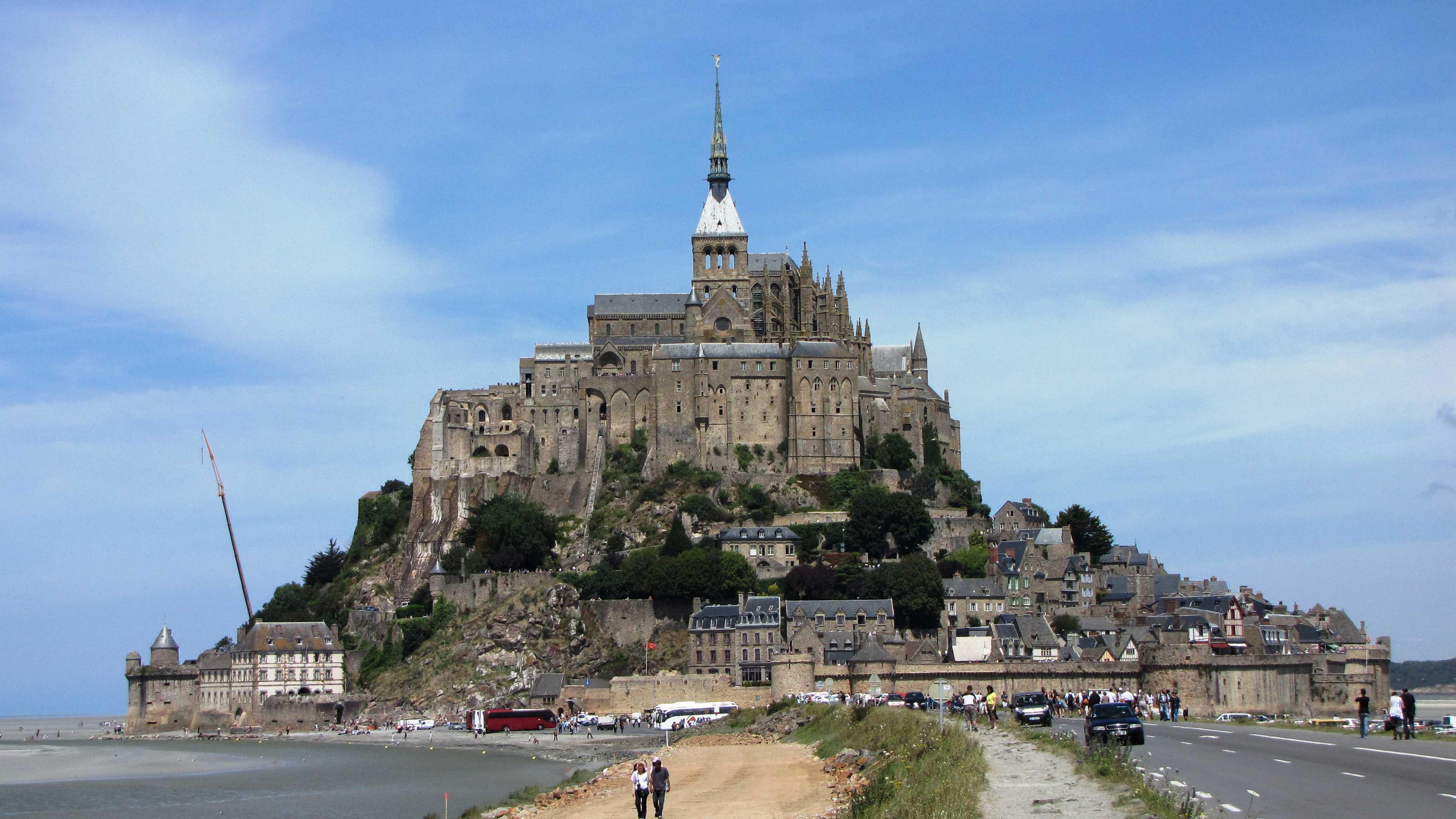 St Michael Frankreich
