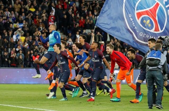 European failure prevails as PSG clinch seventh title