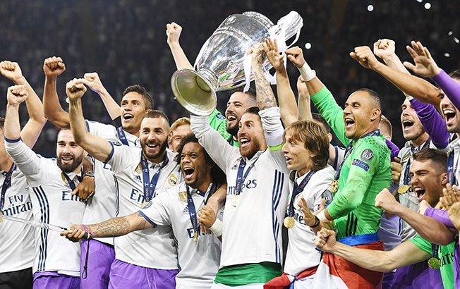 Real Madrid need Champions League triumph to salvage season