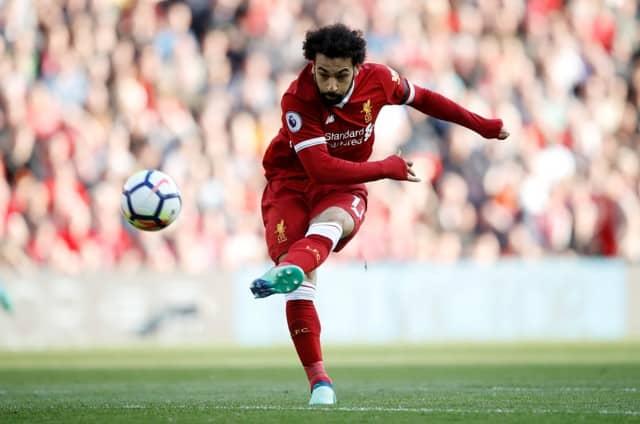Salah targets Champions League over individual glory