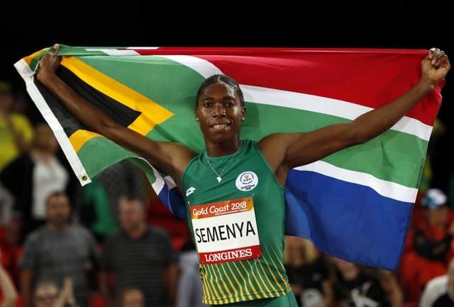 Woman of her word, captain Semenya wins 1,500m gold
