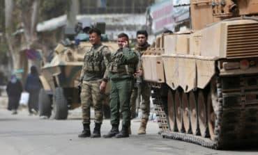 Erdogan says Turkey to decide future of Syria's Afrin