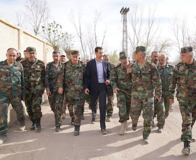 """assad Trump says """"big price to pay"""" for Syria chemical attack"""