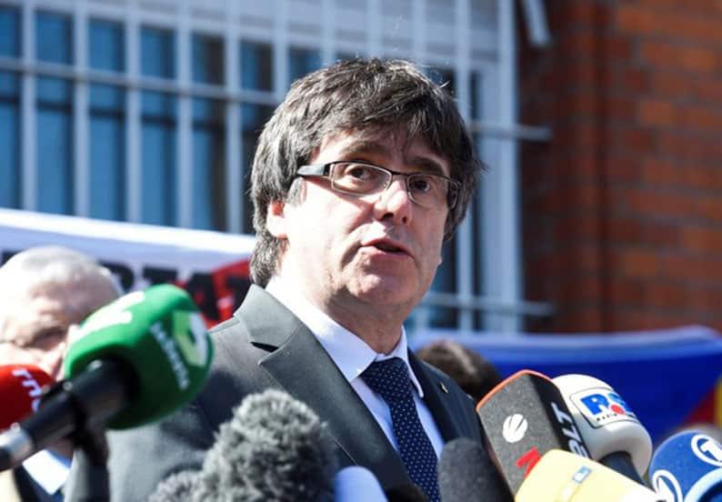 carlop Former Catalan leader Puigdemont to return to Belgium
