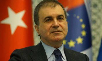 EU a 'hostage to southern Cyprus', Turkish minster says