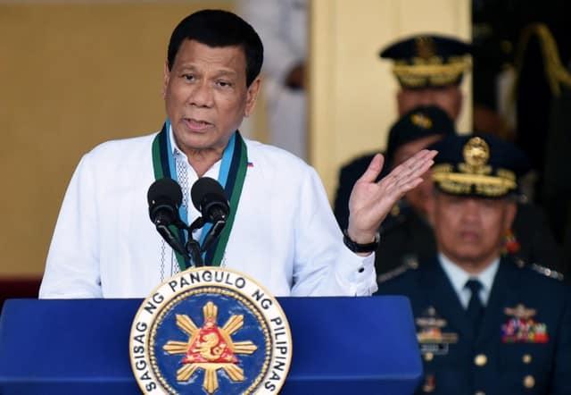 Duterte says he ordered investigation of Australian nun