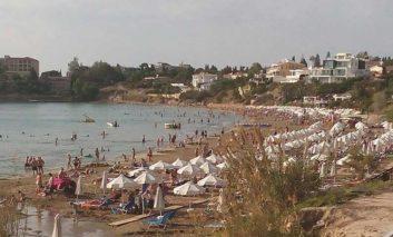 Popular beach 'held hostage' to developer
