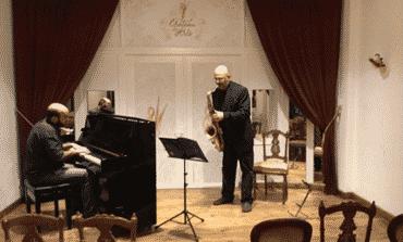 Paphos greets jazz