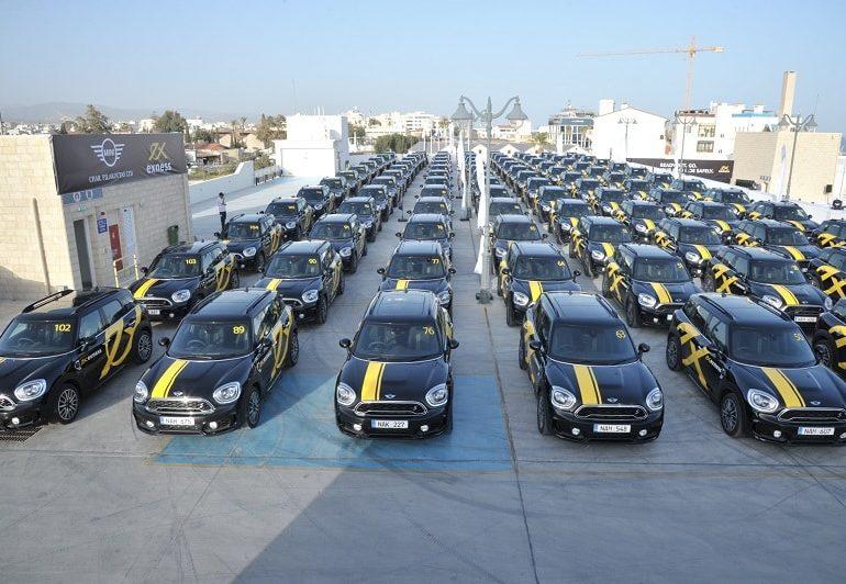Cyprus drives in the rhythm of MINI