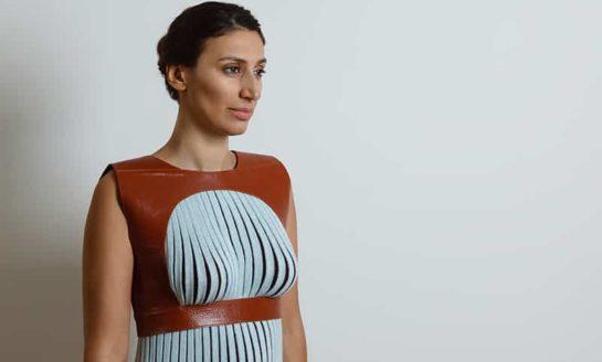 A minute with Eleni Kyriacou Fashion designer