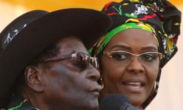 Illegal gold miners invade Grace Mugabe's farm amid legal dispute