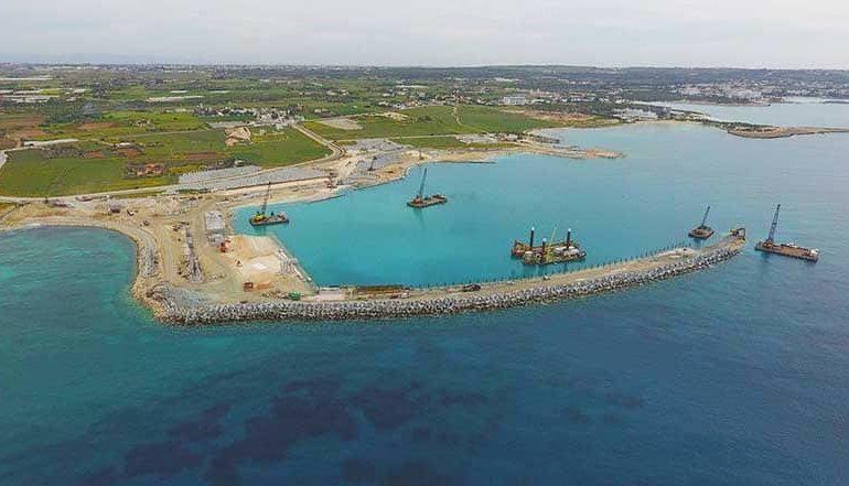 'Steady progress' on Ayia Napa marina, says developer