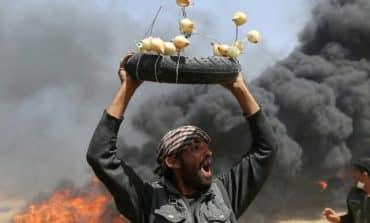 Israeli strike kills Hamas gunman as Gaza border simmers