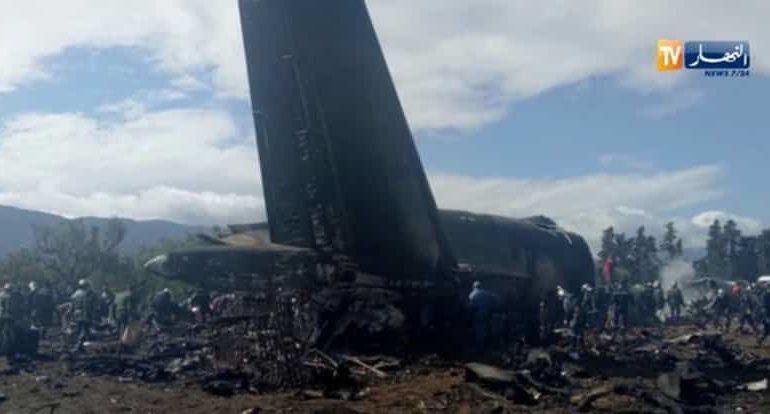 More than 250 killed in Algerian military plane crash (Update)
